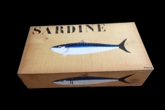 Caisse sardines (format 24/52)