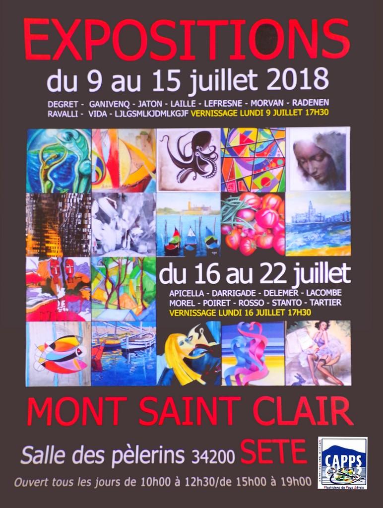 Affiche exposition juillet2018